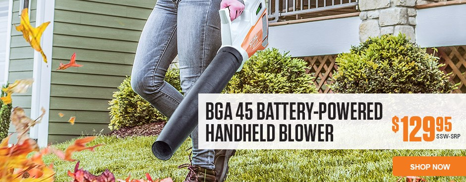 BGA 45 Battery-Powered Blower